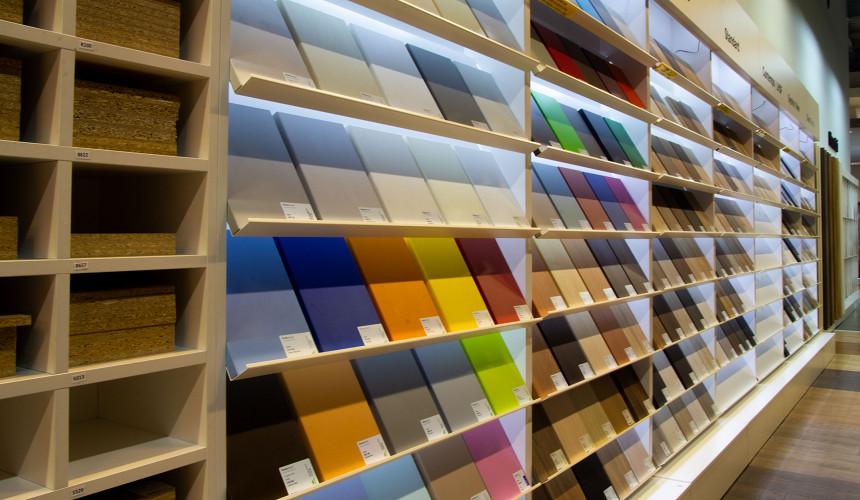 Galeria kolorów frontów oddziału Syców