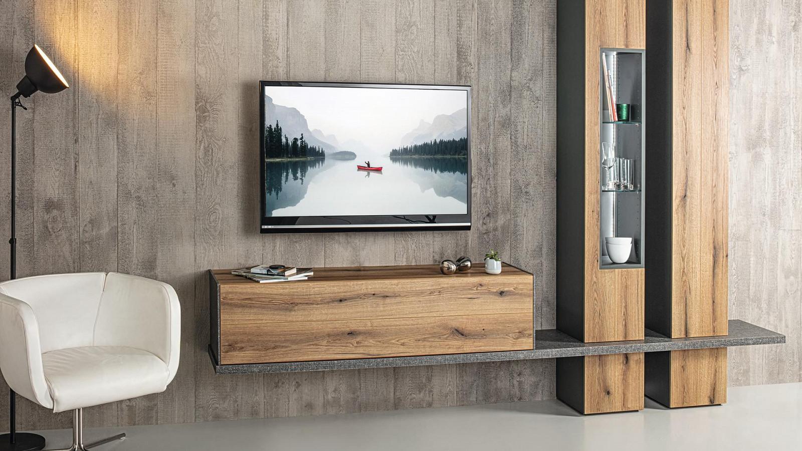 Naturalne dekory drewniane