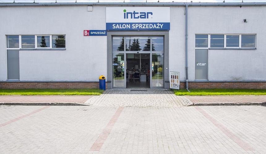 Salon sprzedaży oddziału w Ostrowie Wielkopolskim