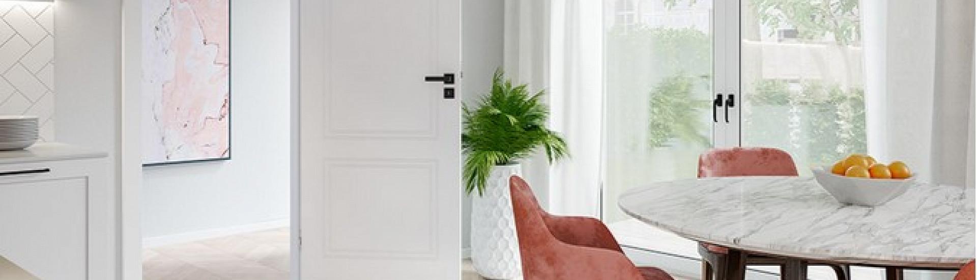 Drzwi wewnętrzne do pokoju